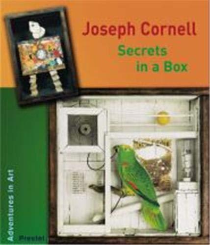 Joseph Cornell: Secrets in a Box (Adventures in Art): Alison Baverstock