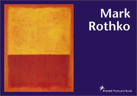 9783791329819: Mark Rothko Postcard Book