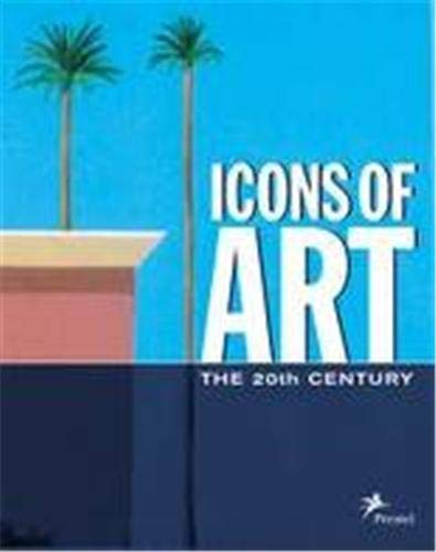 9783791329871: Icons of Art: The 20th Century