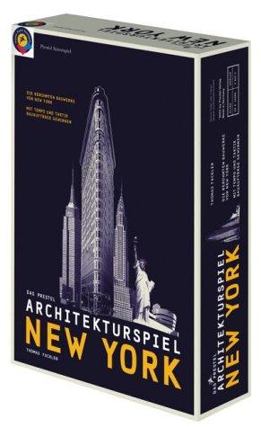 9783791330396: NEW YORK ARCHITEKTUR SPIEL (DU.ED) BOX