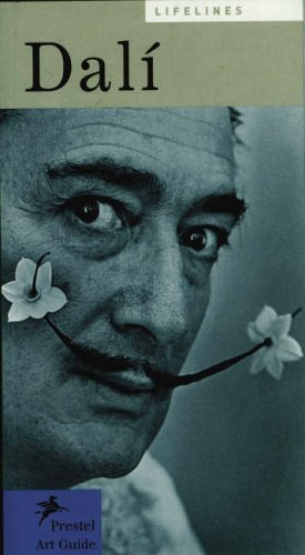 Salvador Dali (Lifelines (Prestel)): Ebbecke, Gabriele