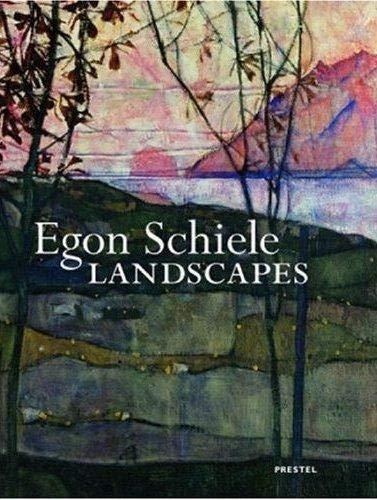 9783791332130: Egon Schiele : Landscapes