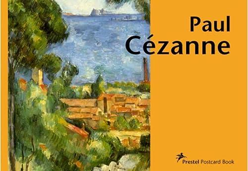 9783791332536: Paul Cezanne: Postcard Books (Prestel Postcard Books)