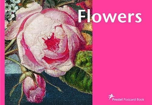 9783791332543: Flowers (Prestel Postcard Books)