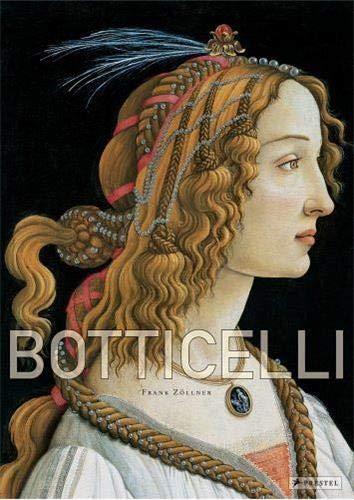 9783791332727: Botticelli