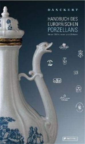 9783791332819: handbuch des europaischen porzellans 7ed /allemand