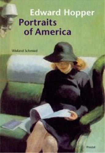 9783791333007: Edward Hopper: Portraits of America (Pegasus)