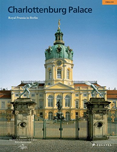 Schloss Charlottenburg (Large-format Guides): Scharmann, Rudolf G