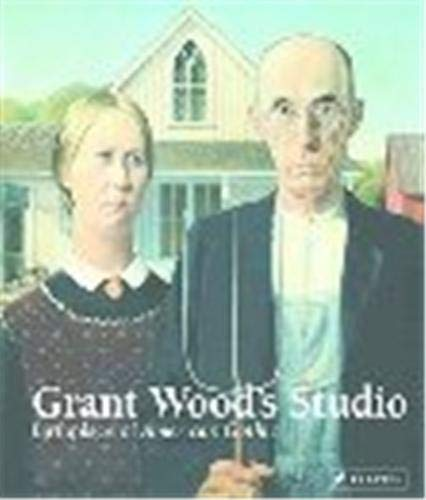 Grant Wood's Studio Birthplace of American Gothic.