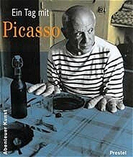 9783791334820: Ein Tag mit Picasso