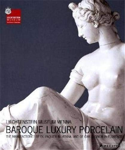 9783791334998: Baroque Luxury Porcelain
