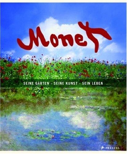 9783791335506: Monet: Seine Gärten - seine Kunst - sein Leben