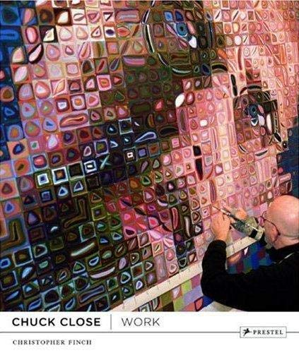 Chuck Close, Work: Finch, Christopher