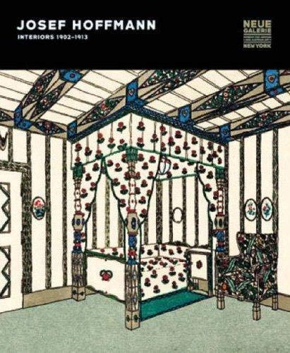 9783791337104: Josef Hoffman: Interiors, 1902-1913