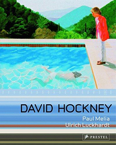 9783791337180: David Hockney Paintings (Art Flexi) /Anglais
