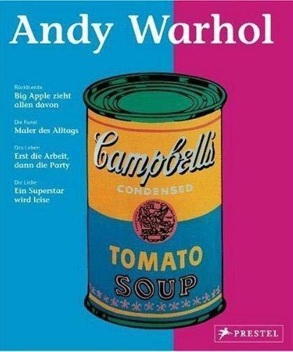 9783791338149: Andy Warhol (Living Art) /Anglais (Living Art Series)