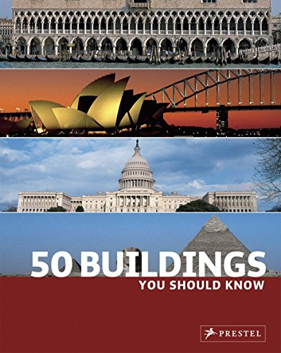 9783791338385: 50 Buildings You Should Know