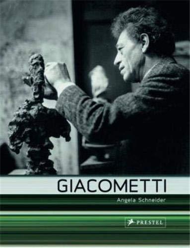 9783791338712: Giacometti: Sculpture Paintings Drawings (Art Flexi Series)