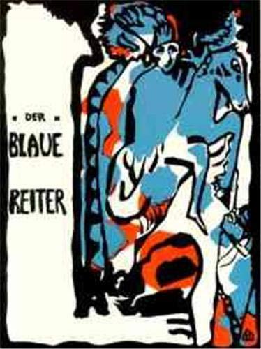 9783791338804: almanach der blaue reiter /allemand