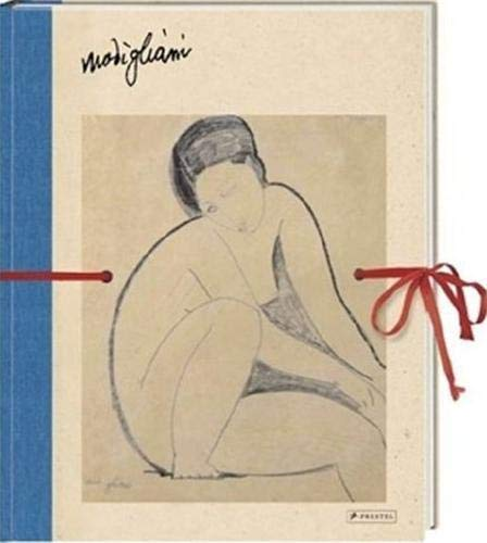 9783791339252: Amedeo Modigliani: Erotic Sketchbook