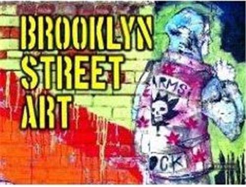 9783791339634: Brooklyn Street Art