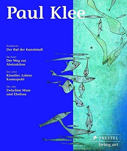 9783791340586: living_art: Paul Klee