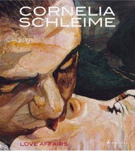 Cornelia Schleime: Love Affairs (English and German Edition): Christiane Buhling-schultz