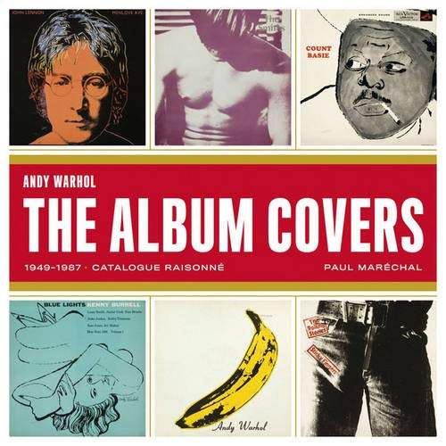 Andy Warhol: The Record Covers, 1949-1987: Paul Marechal