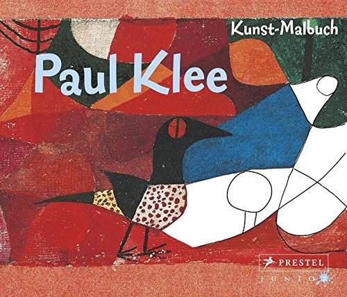 9783791341040: Kunst-Malbuch Paul Klee