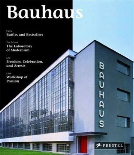 9783791342009: Bauhaus Living Art