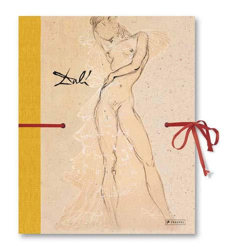9783791342719: Erotic Sketchbook: Salvador Dali