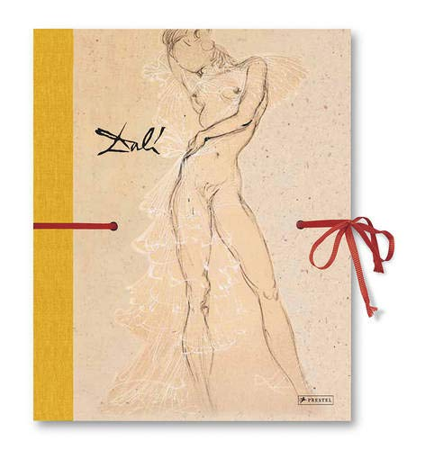 9783791342719: Dali Salvador: Erotic Sketches