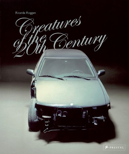 9783791342795: Ricarda Roggan: Creatures of the 20th Century