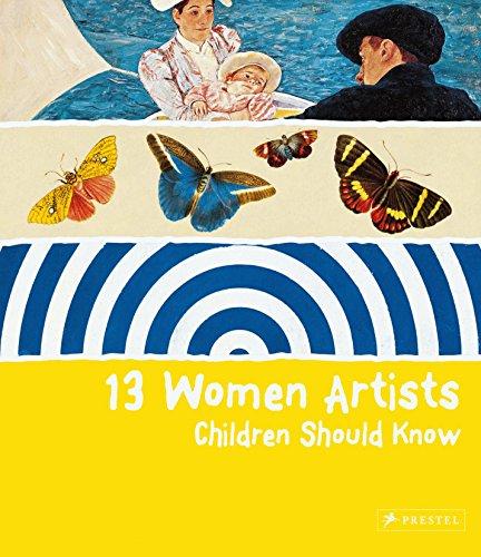 13 Women Artists Children Should Know: Bettina Shuemann