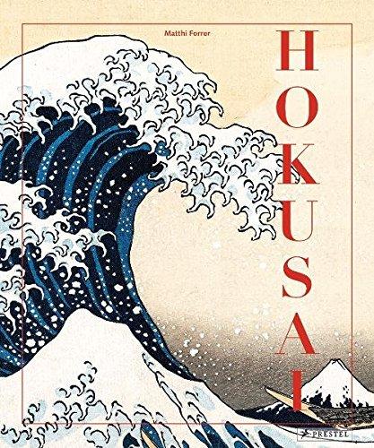 9783791344379: Hokusai
