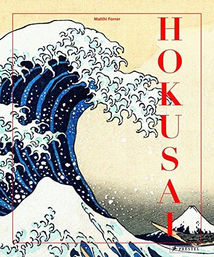 9783791344386: Hokusai