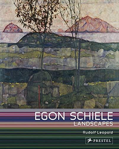 9783791344584: Egon Schiele Landscapes (Art Flexi) /Anglais