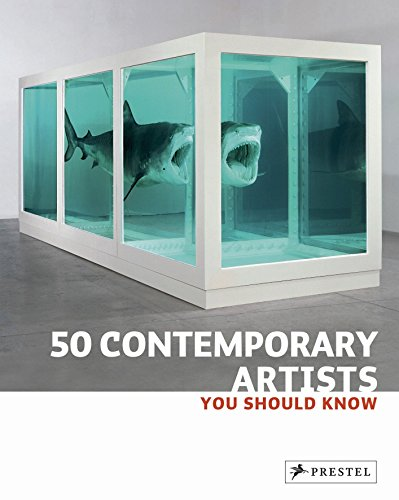 9783791345307: 50 Contemporary Artists You Should Know