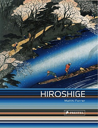 9783791345406: Hiroshige: Prints and Drawings