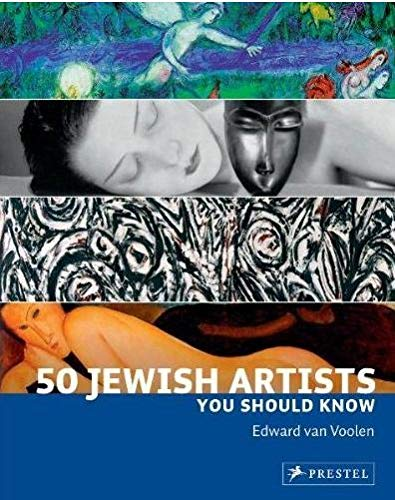 9783791345734: 50 Jewish Artists You Should Know (50...you Should Know)