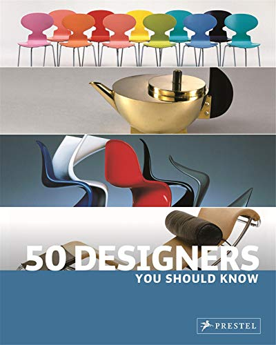 50 Designers You Should Know: Claudia Hellmann; Nina