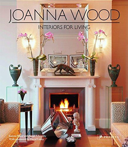 9783791347370: Joanna Wood: Interiors for Living