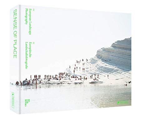 9783791347455: Sense of Place: European Landscape Photography / Europaische Landschaftsfotografie