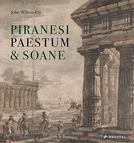 9783791348063: Piranesi, Paestum & Soane