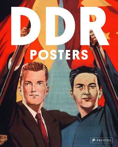 9783791348087: Ddr Posters /Anglais