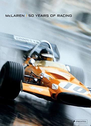 9783791348131: McLaren: 50 Years of Racing