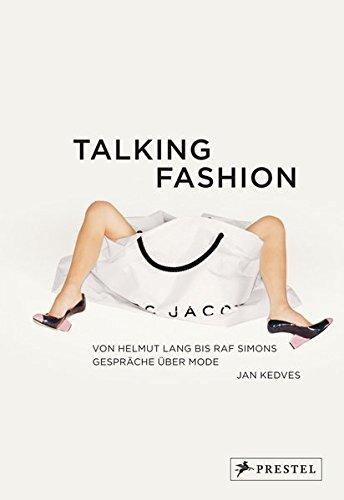 9783791348247: Talking Fashion