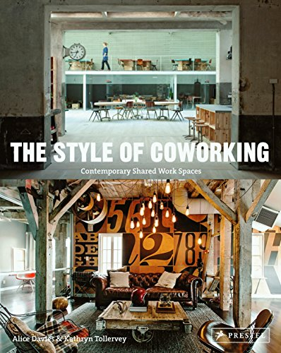 9783791348575: The Style of Coworking: Contemporary Shared Workspaces