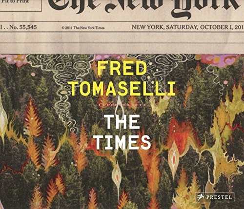 Fred Tomaselli: The Times: Weschler, Lawrence, Tomaselli, Fred