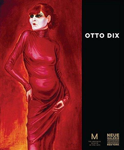 9783791350202: Otto Dix (Neue Galerie) /Anglais